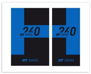Kleber DT-240 Azure Blue 751 Vo+Hi Grossansicht