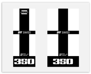 Kleber DT-350 White Matt 730 Vo+Hi Grossansicht