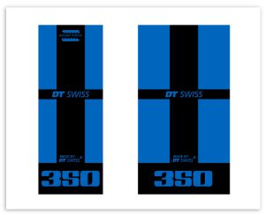 Kleber DT-350 Azure Blue 751 Vo+Hi Grossansicht