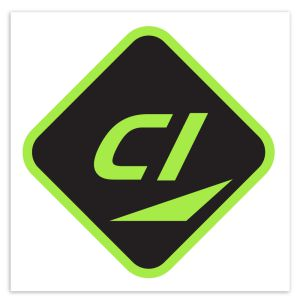 Kleber C1 40x40 Green Yellow 714-02 Grossansicht