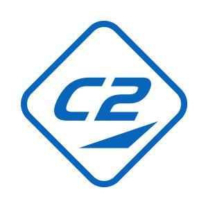 Kleber C2 40x40 Azure Blue 751 Grossansicht