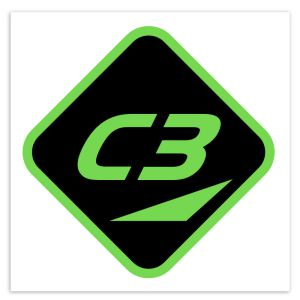 Kleber C3 40x40 Lime 714 Grossansicht
