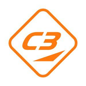 Kleber C3 40x40 Light Orange 722 Grossansicht