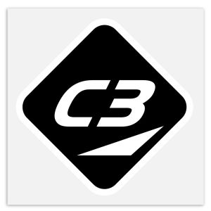 Kleber C3 40x40 White Matt 730 Grossansicht