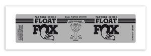 Kleber FOX FLOAT Black 701 Grossansicht