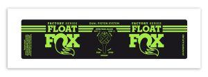 Kleber FOX FLOAT Green Yellow 714-02 Grossansicht