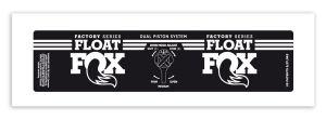 Kleber FOX FLOAT White Matt 730 Grossansicht
