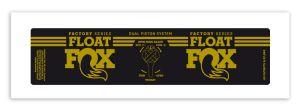 Kleber FOX FLOAT Gold Metallic 736 Grossansicht