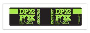 Kleber FOX DPX2 Green Yellow 714-02 Grossansicht