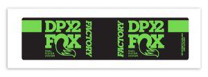 Kleber FOX DPX2 Lime 714 Grossansicht