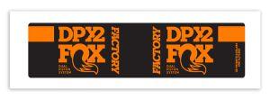 Kleber FOX DPX2 Light Orange 722 Grossansicht