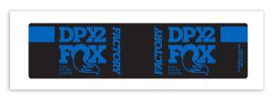 Kleber FOX DPX2 Azure Blue 751 Grossansicht