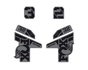 Klebersatz FOX-32 Black 701 Grossansicht
