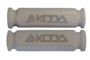 Lenkergriffe Koba SL Grau, 17 g Grossansicht