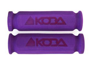Lenkergriffe Koba SL Violett, 17 g Grossansicht
