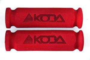 Lenkergriffe Koba SL Rot, 17 g Grossansicht