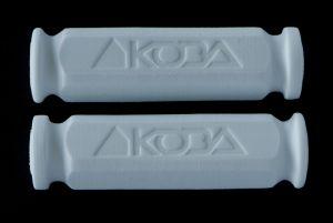 Lenkergriffe Koba SL Weiss, 17 g Grossansicht