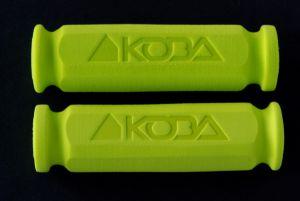 Lenkergriffe Koba SL Lime-Yellow, 17 g Grossansicht