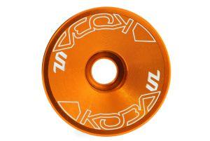 Steuersatzdeckel KOBA orange Grossansicht