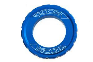 Lockring KOBA Centerlock, Blau Grossansicht