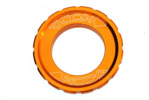 Lockring KOBA Centerlock, Orange Grossansicht