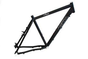 Rahmen 28-TREKKER H-62 schwarz-matt Grossansicht