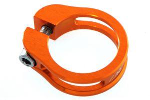 Sattelstützeklemme 31.8 KOBA CNC orange Grossansicht
