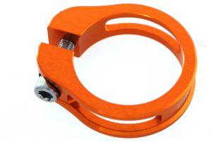 Sattelstützeklemme 34.9 KOBA CNC orange Grossansicht