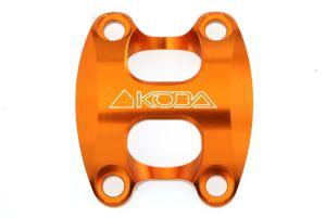 Vorbaudeckel zu KOBA CNC orange Grossansicht