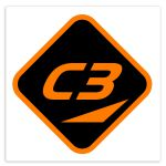 Kleber C3 40x40 Light Orange 722